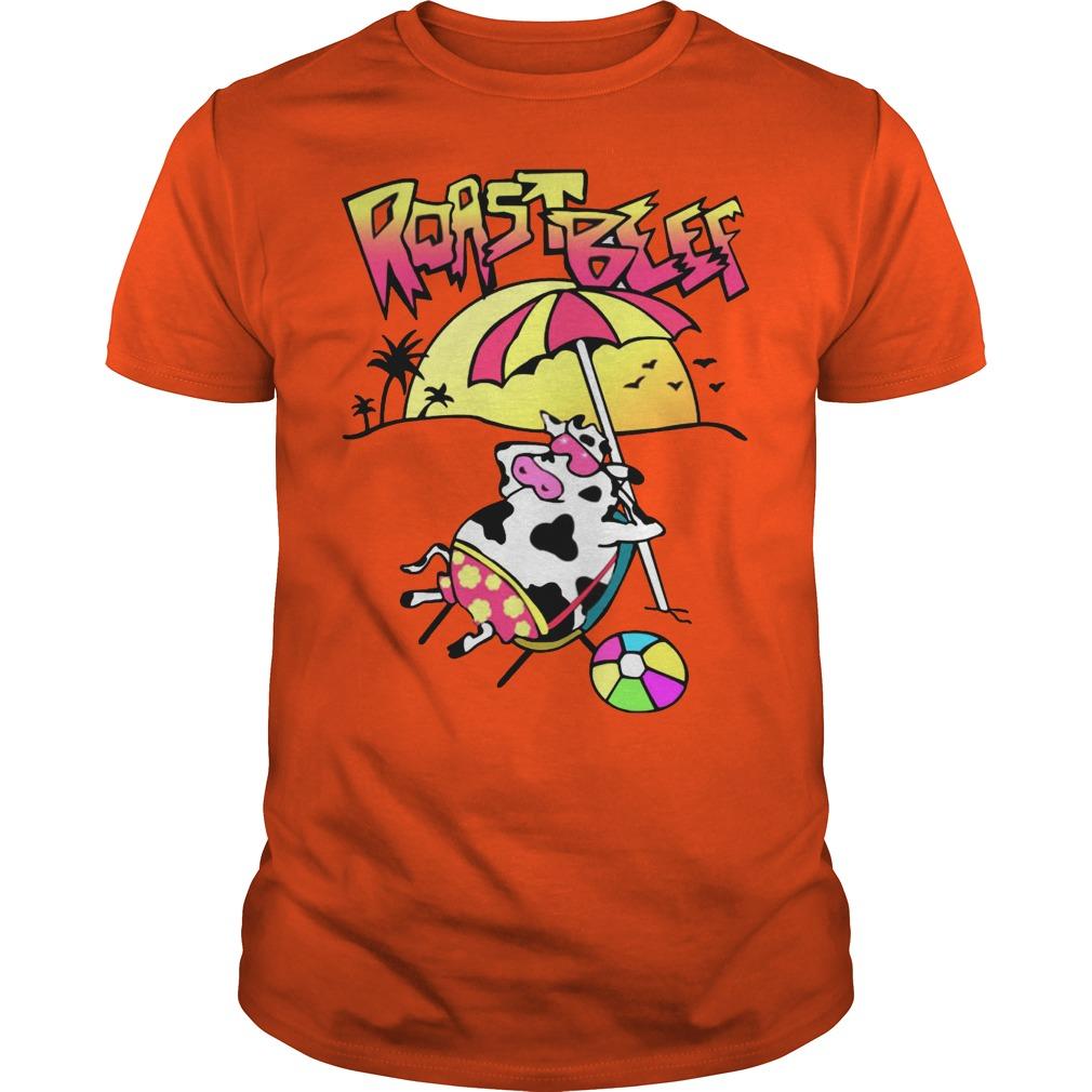 Stranger Things Dustin Roast Beef Shirt