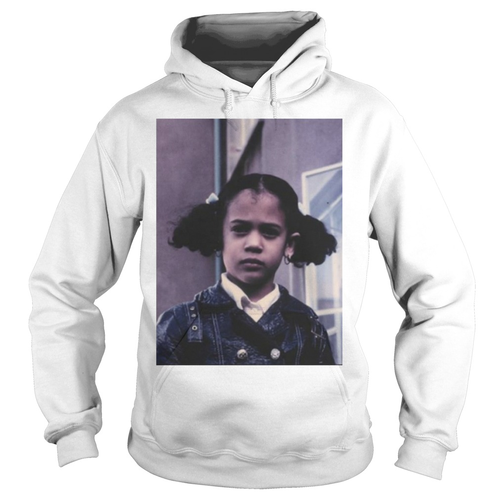 That Little Girl Was Me Hoodie