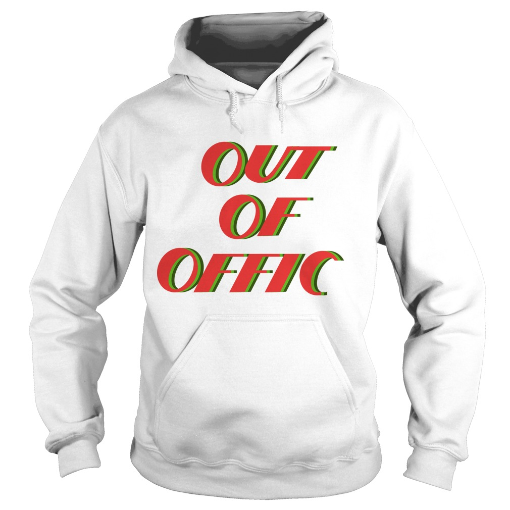 Victoria Justice Out Of Office Hoodie