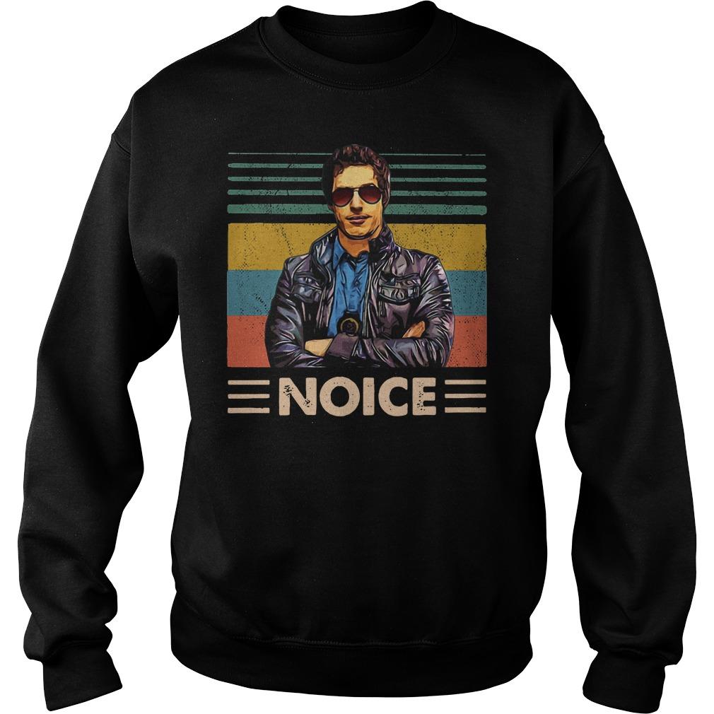 Vintage Jake Peralta Noice Sweater