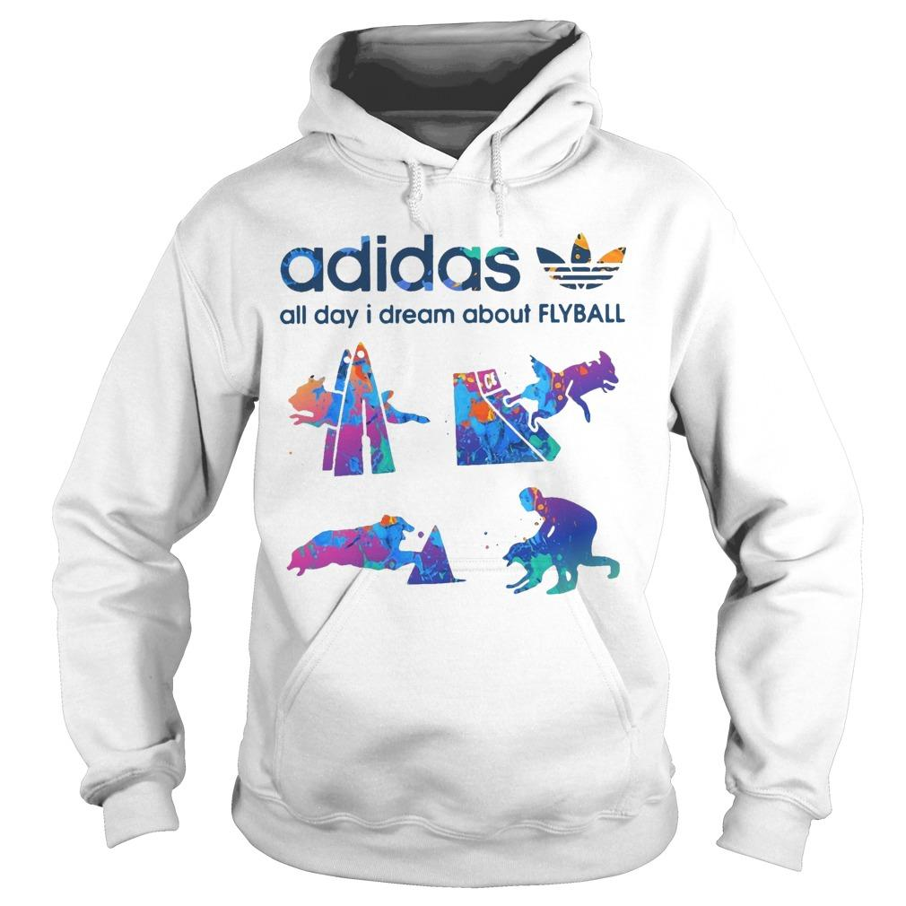 Adidas All Day I Dream About Flyball Hoodie