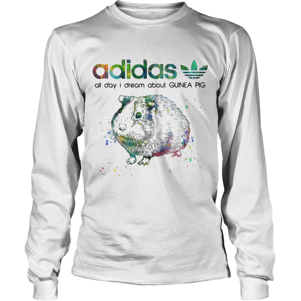 Adidas All Day I Dream About Guinea Pig Longsleeve Tee
