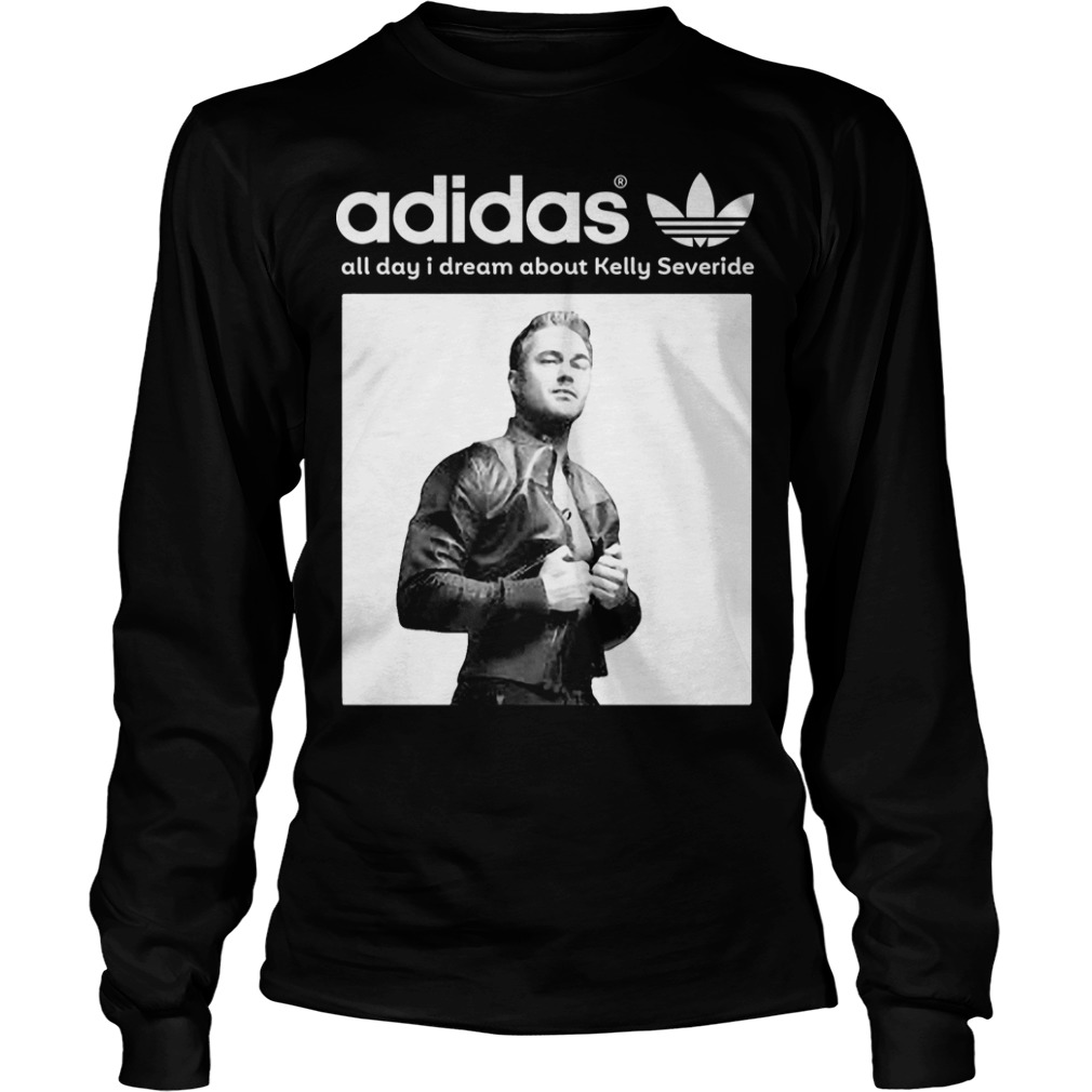 Adidas All Day I Dream About Kelly Severide Longsleeve Tee