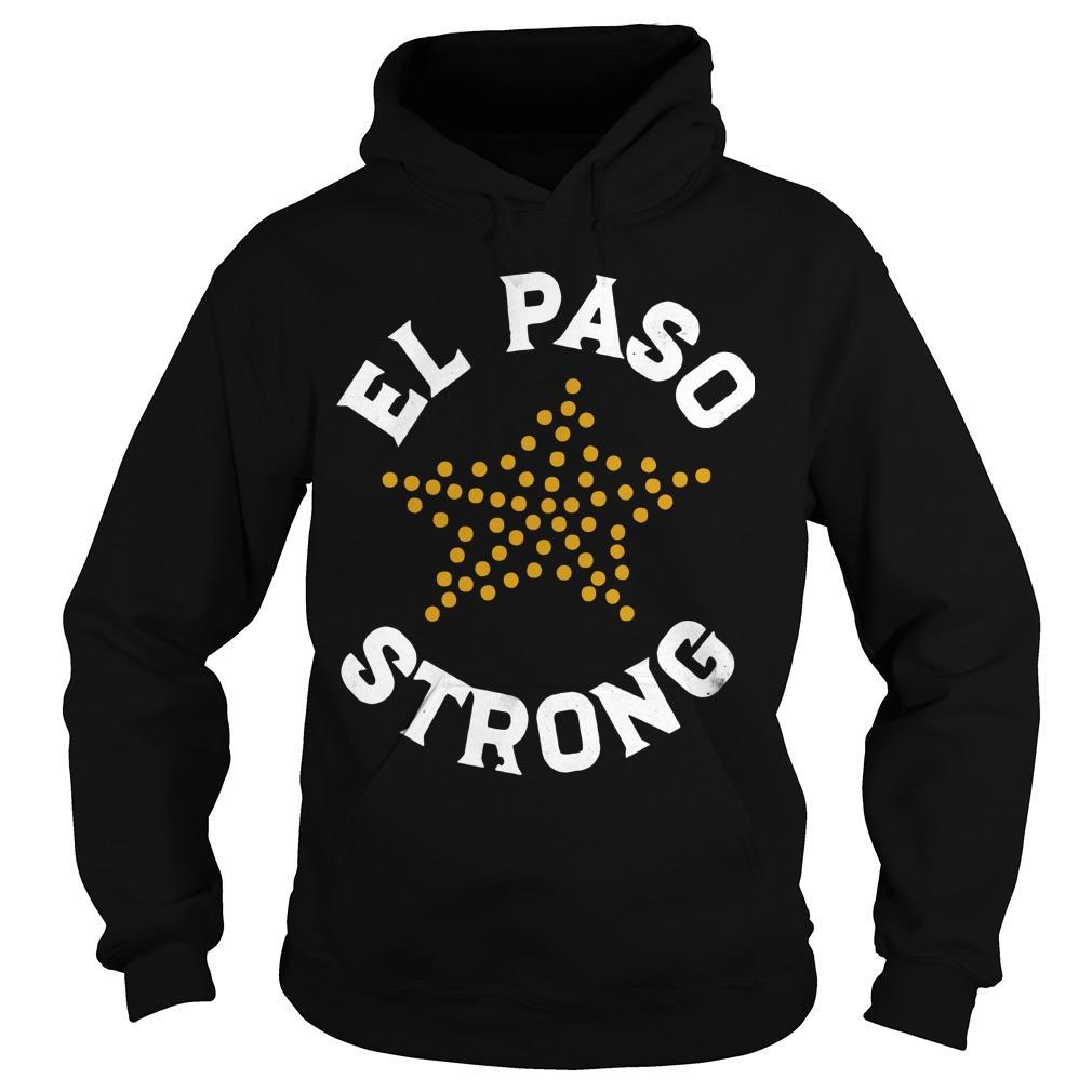 Aquaman El Paso Strong Hoodie