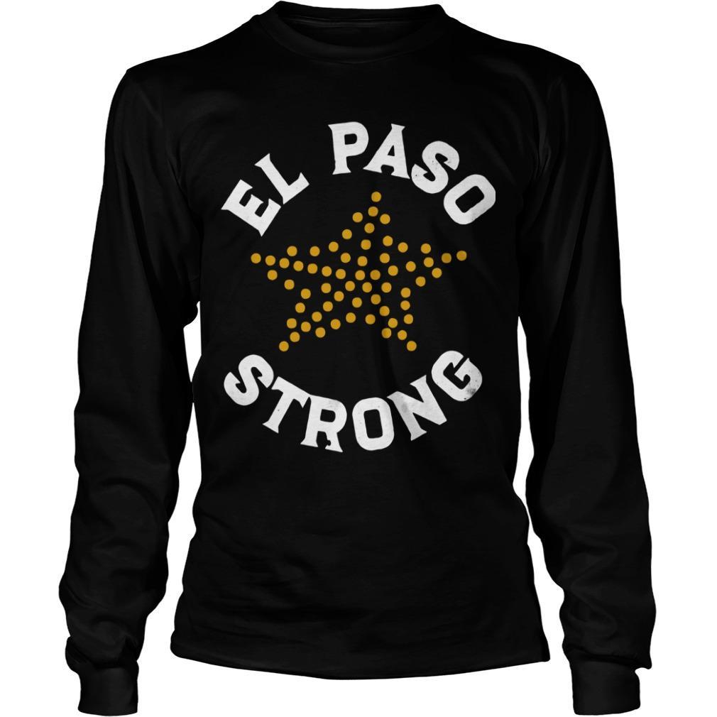 Aquaman El Paso Strong Longsleeve