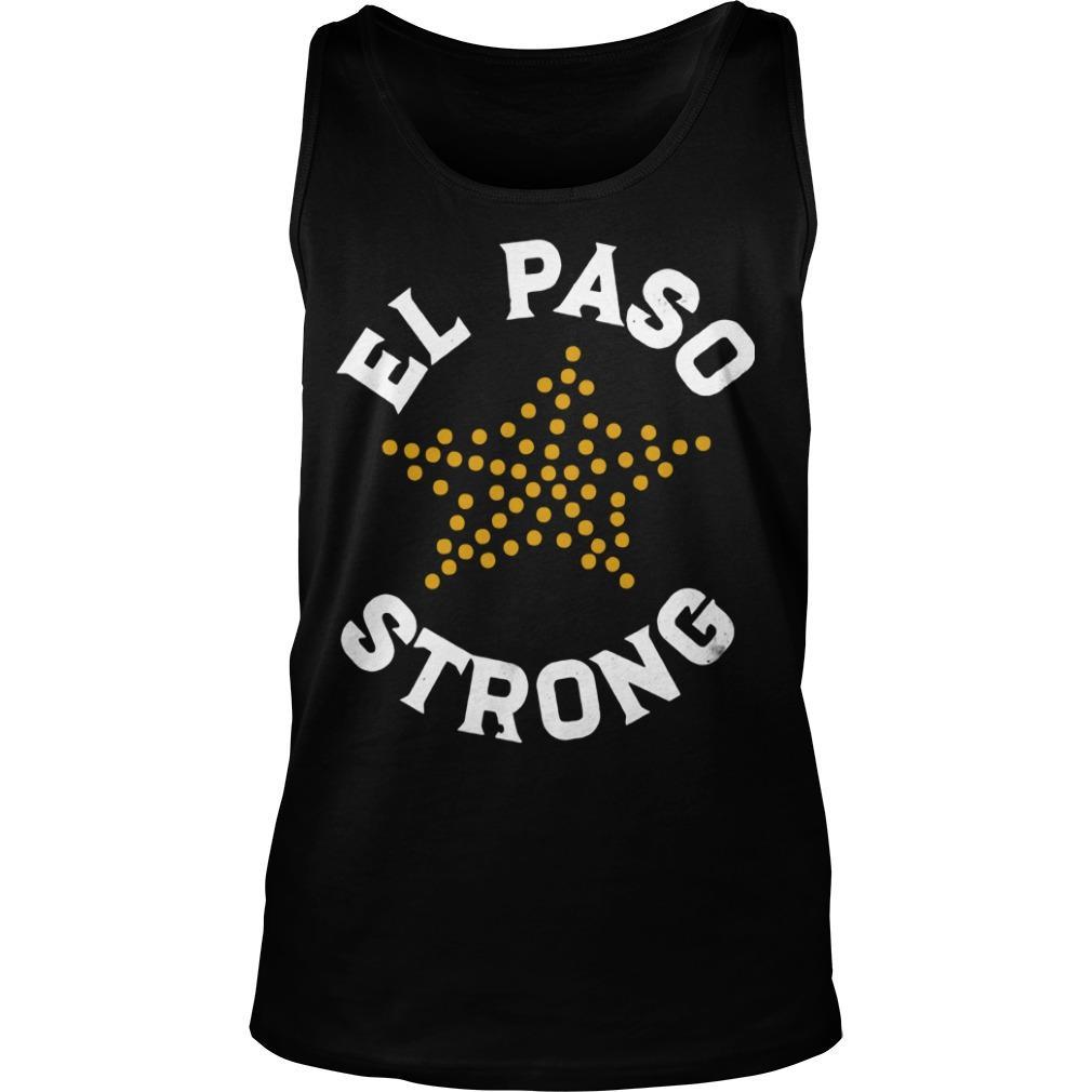 Aquaman El Paso Strong Tank Top