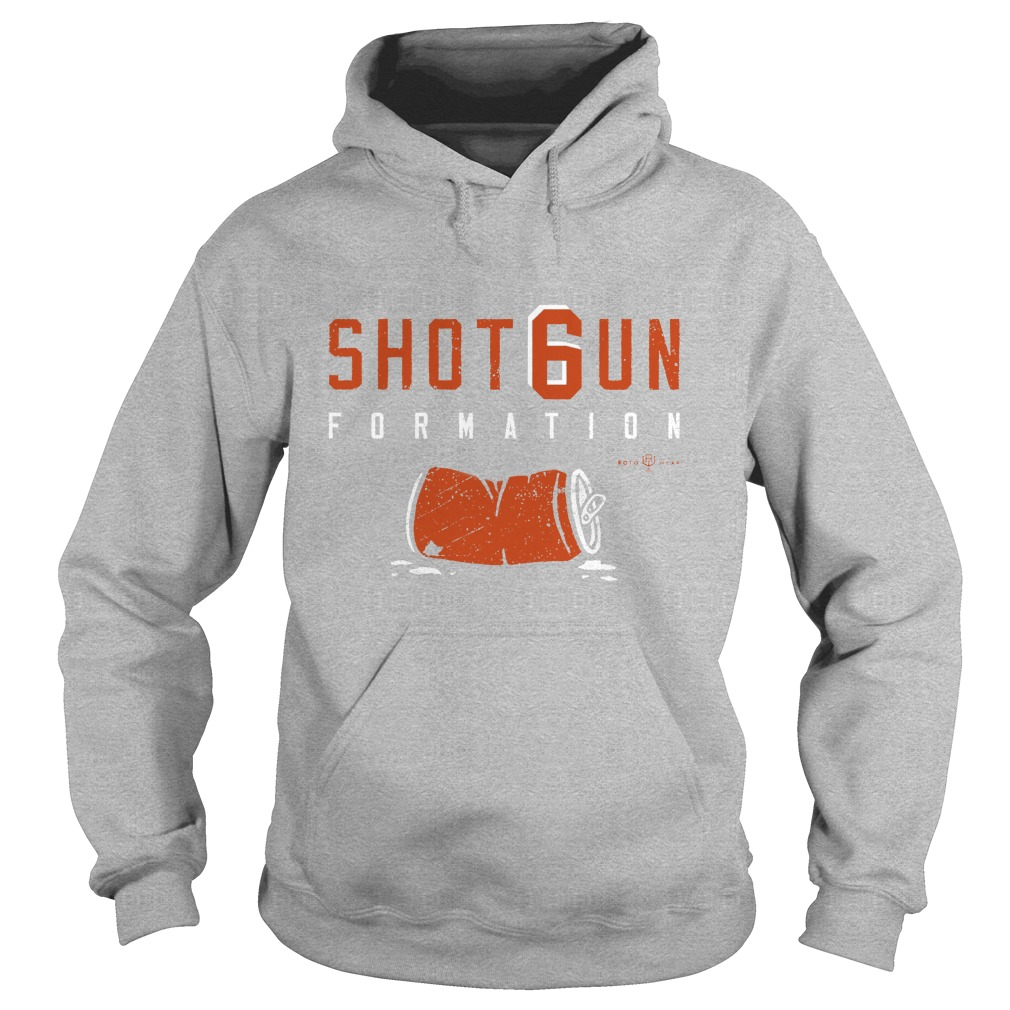 Baker Mayfield Shotgun Hoodie