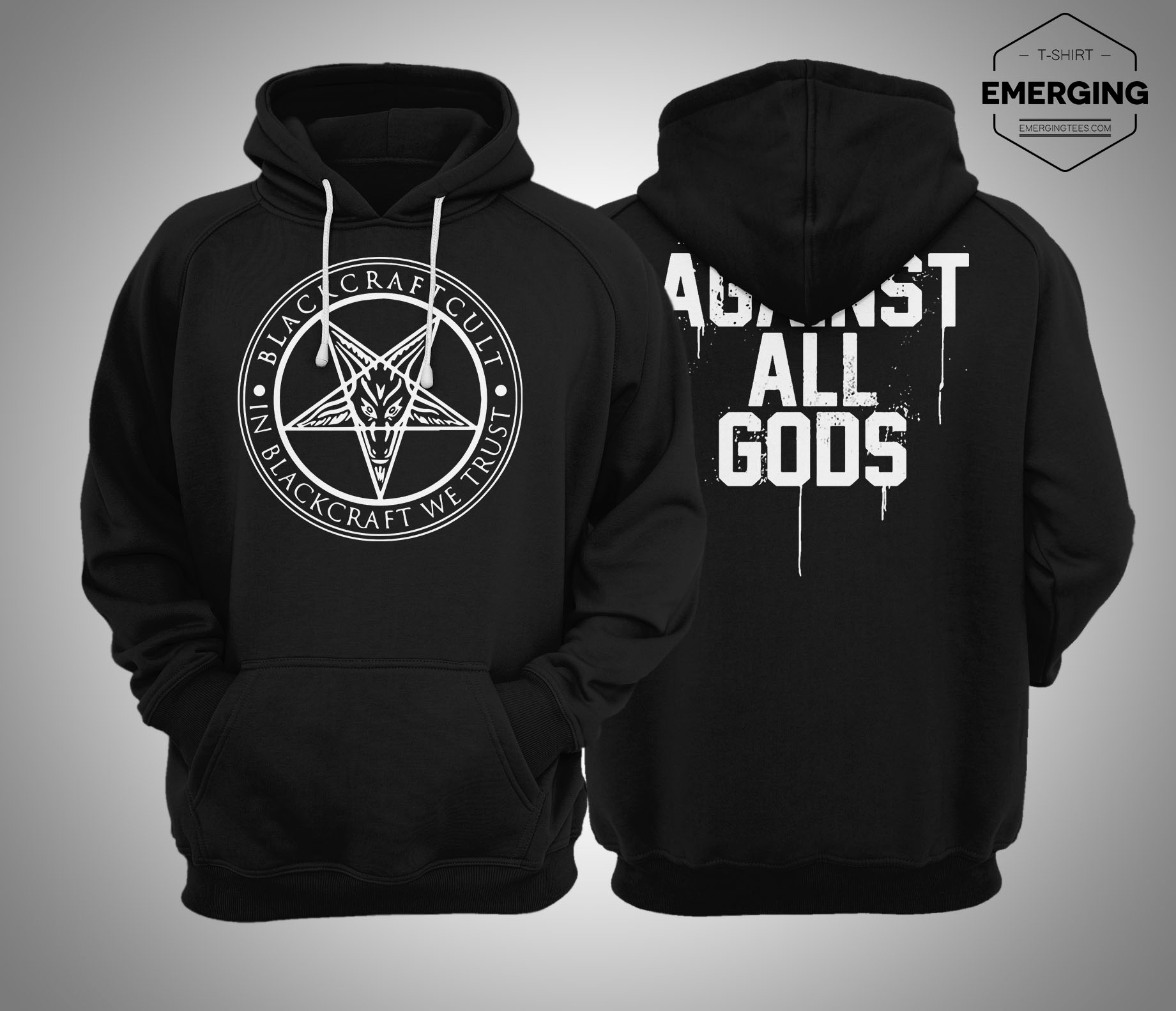 Connor Betts Against All Gods Hoodie