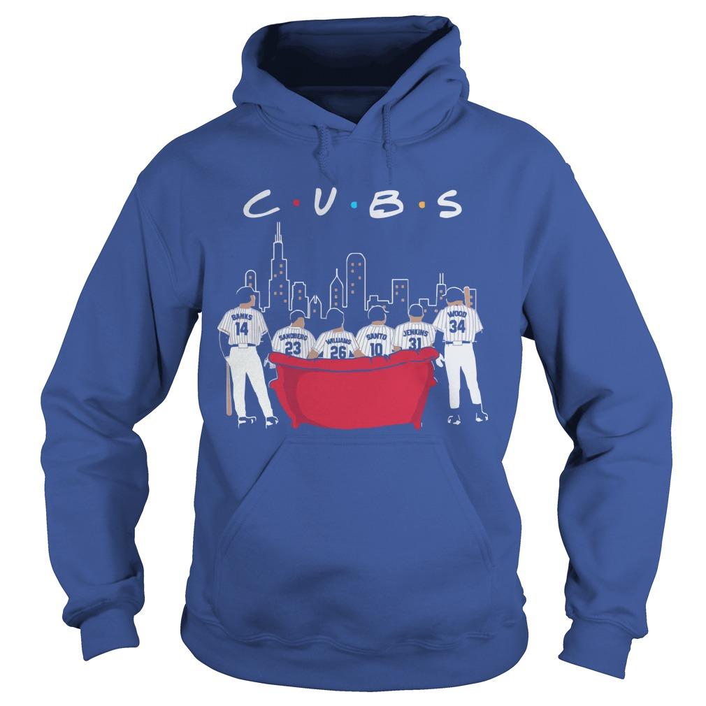 Cubs Hoodie