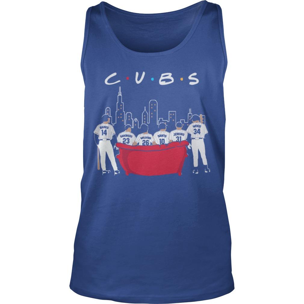 Cubs Tank Top