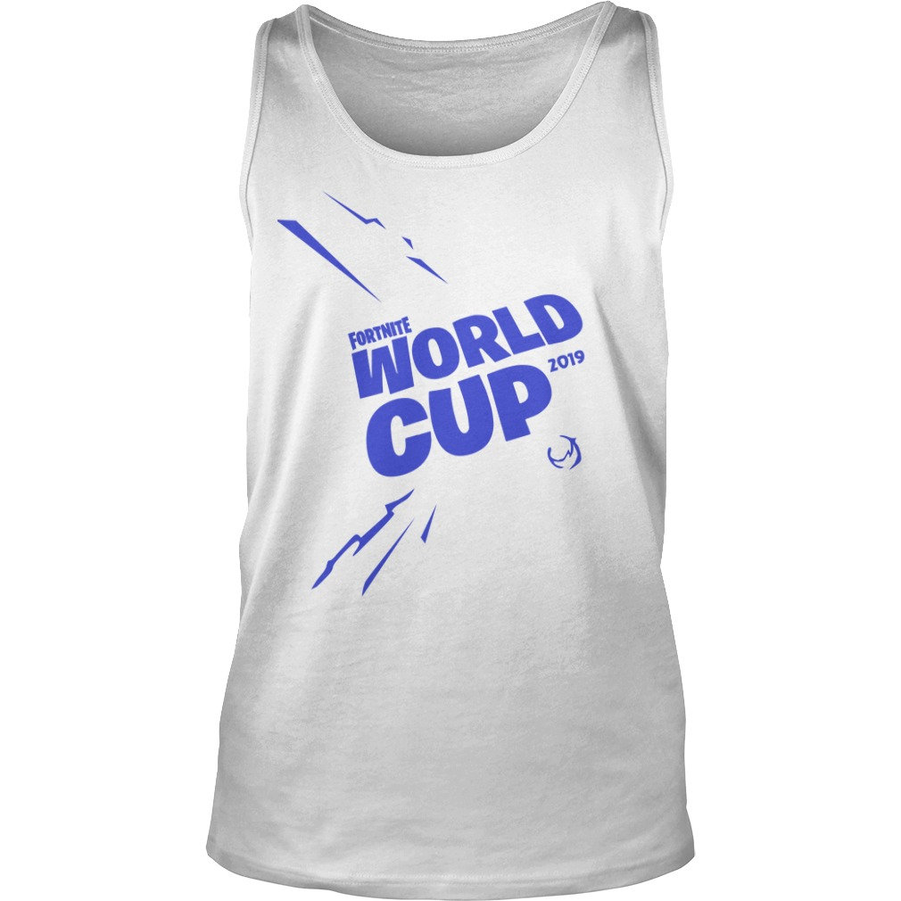 Fortnite World Cup Event Tank Top