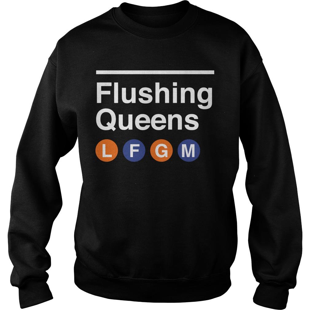 Lfgm Flushing Queens Sweater