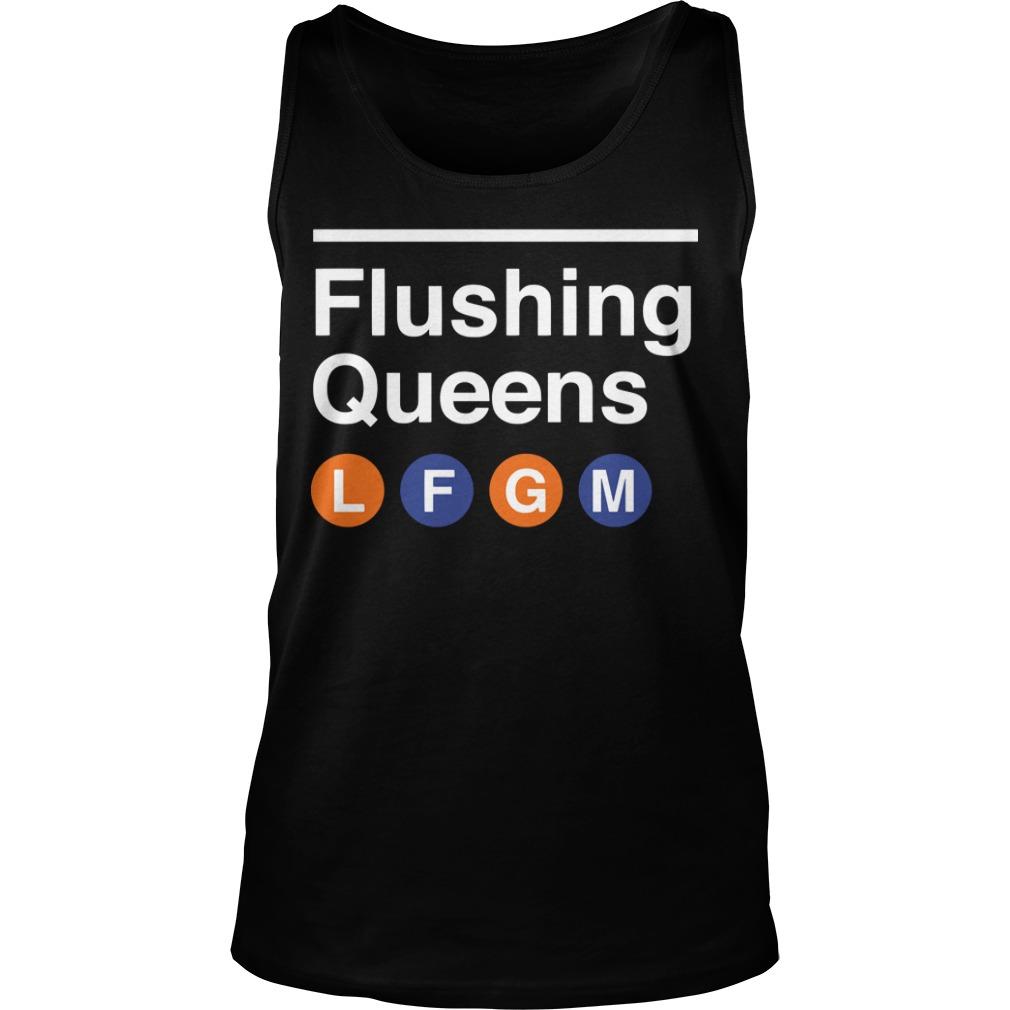 Lfgm Flushing Queens Tank Top