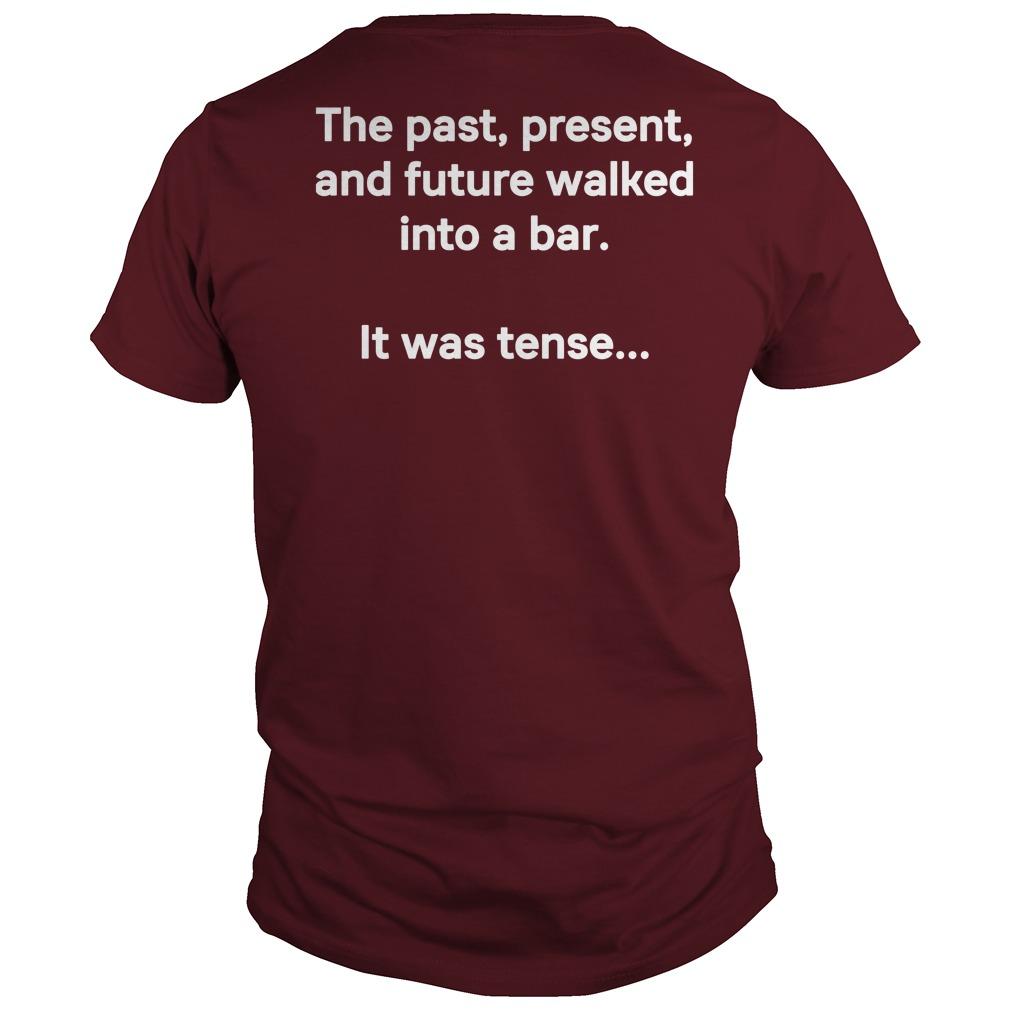Tim Ferriss Penguin Shirt