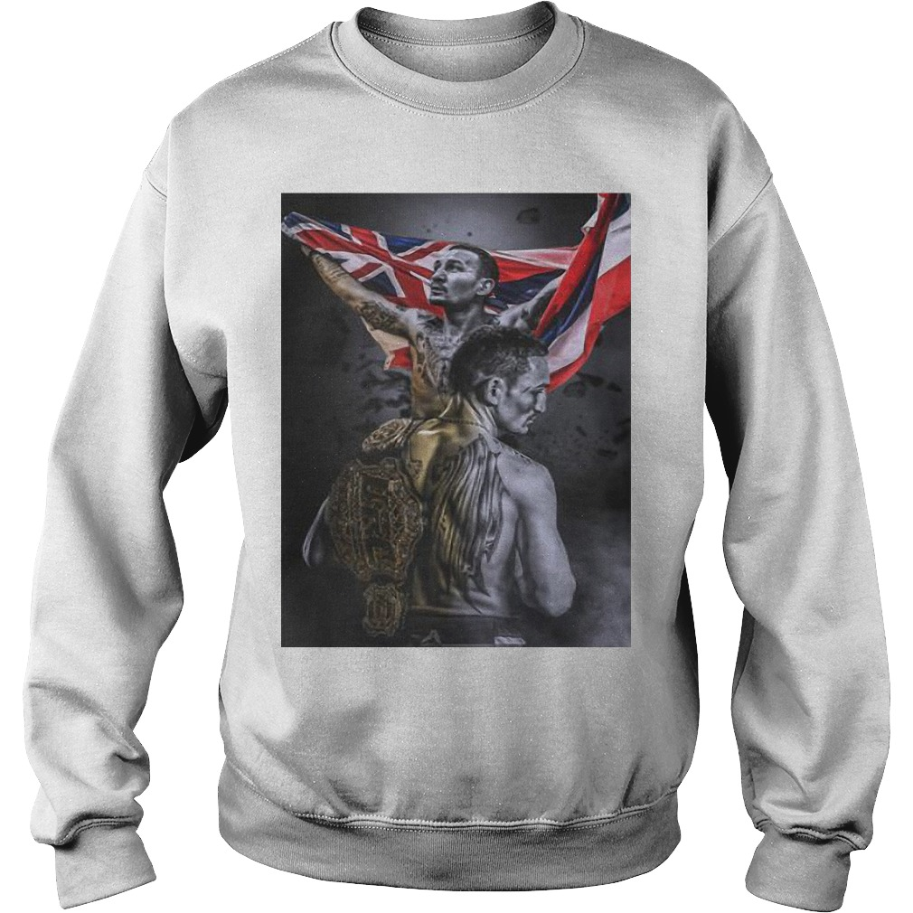 Ufc 240 Max Holloway American Flag Sweater