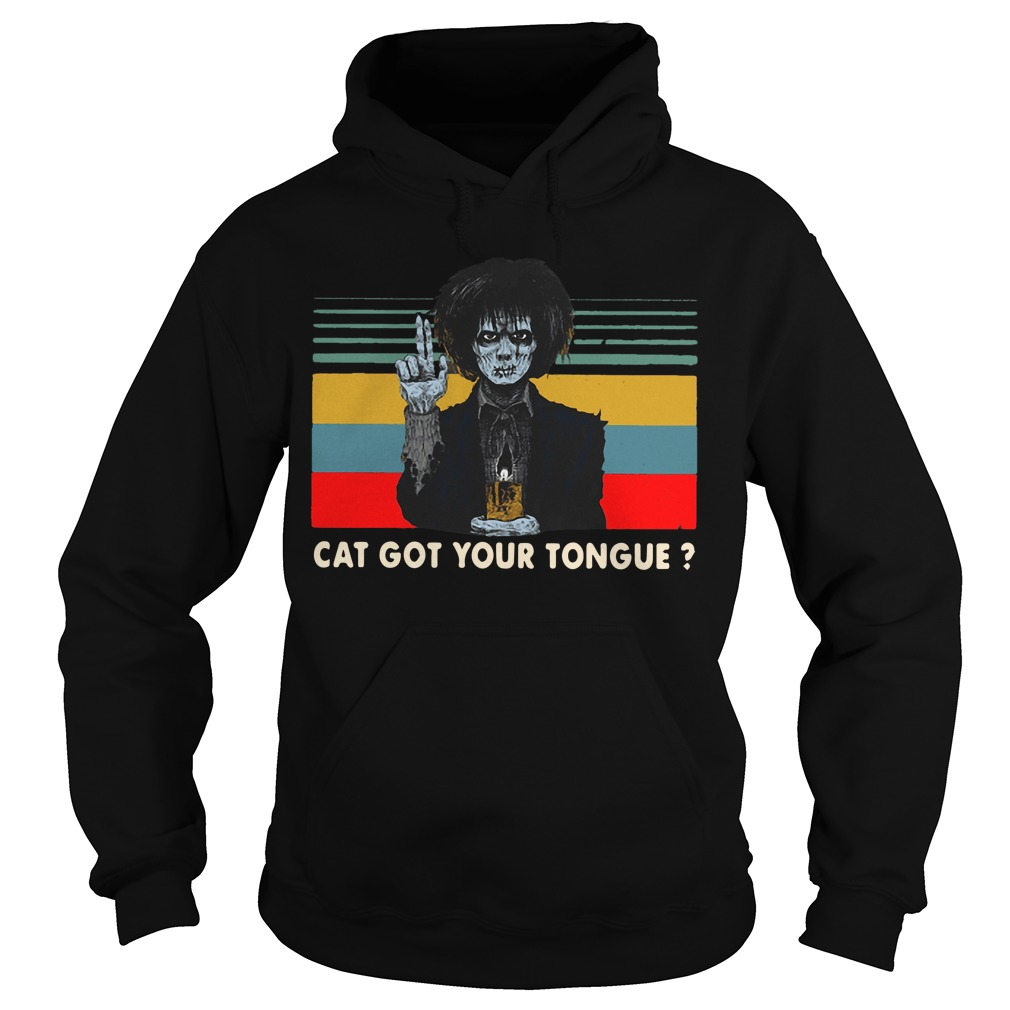 Vintage Billy Butcherson Cat Got Your Tongue Hoodie