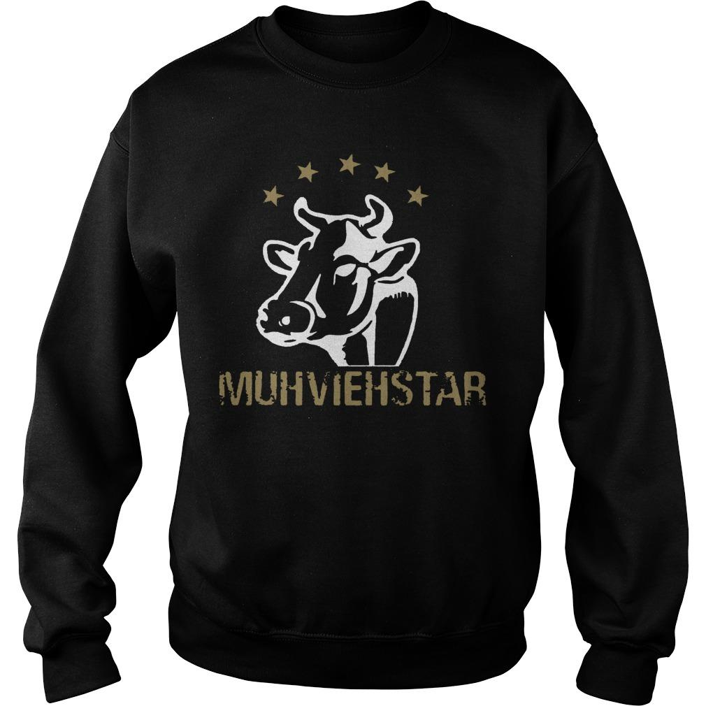 Cow Head Muhviehstar Sweater