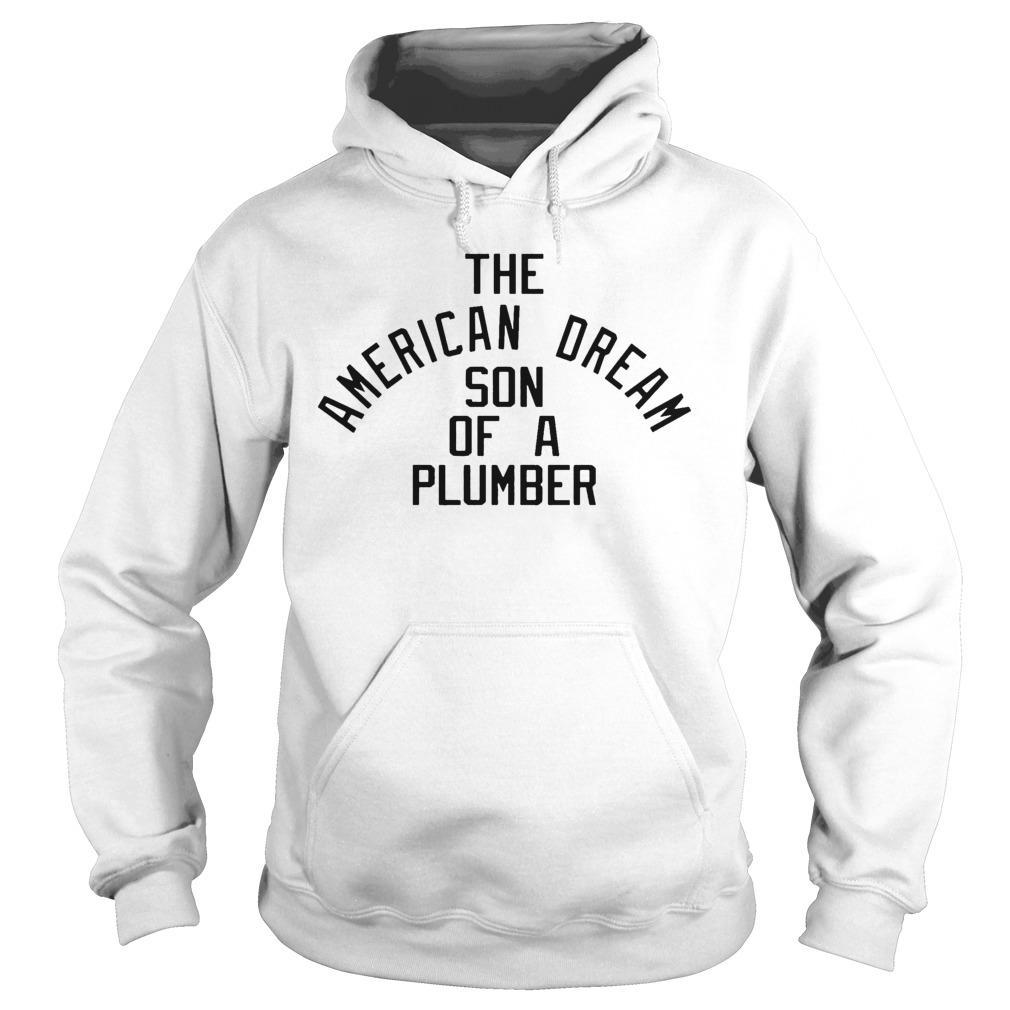 Dusty Rhodes Son Of A Plumber Hoodie