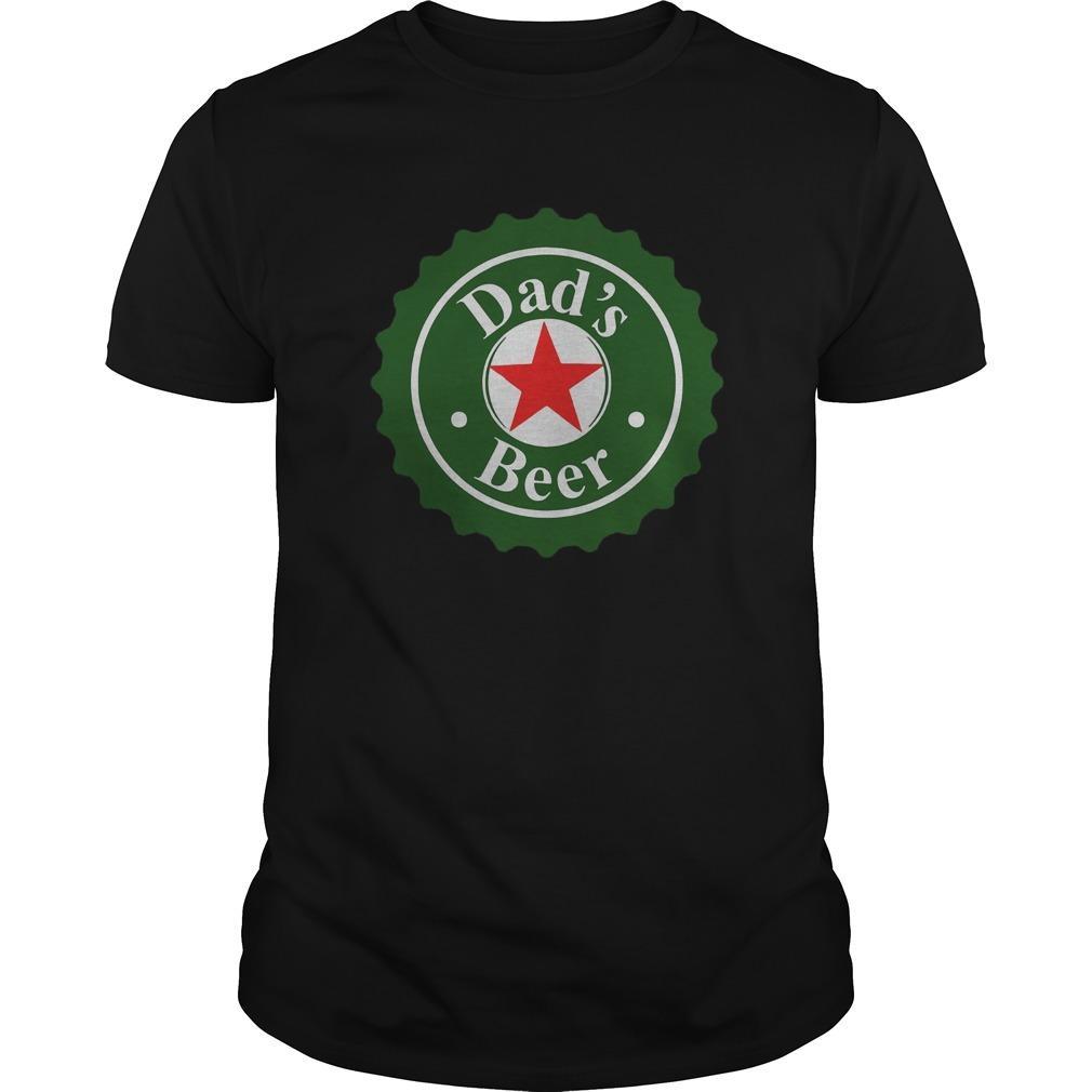 Heineken Dad's Beer Shirt