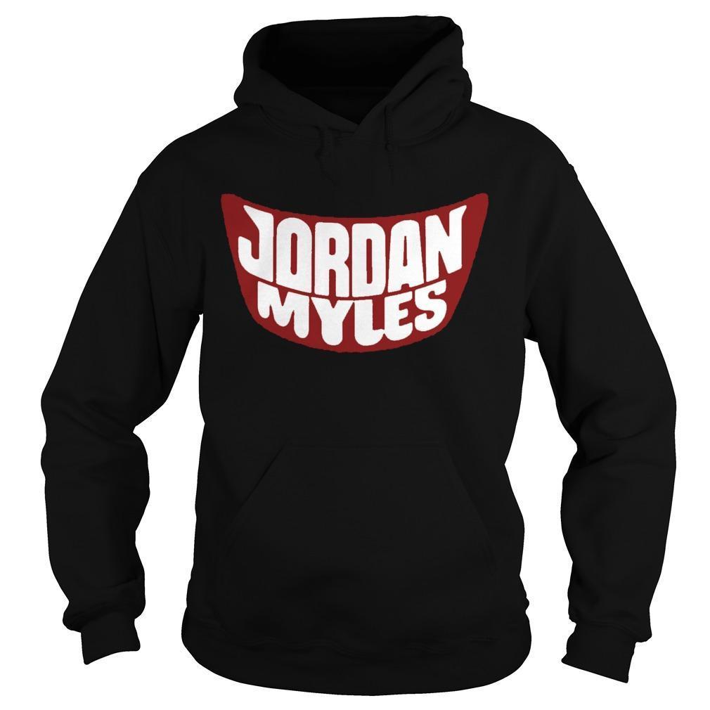 Jordan Myles T Hoodie