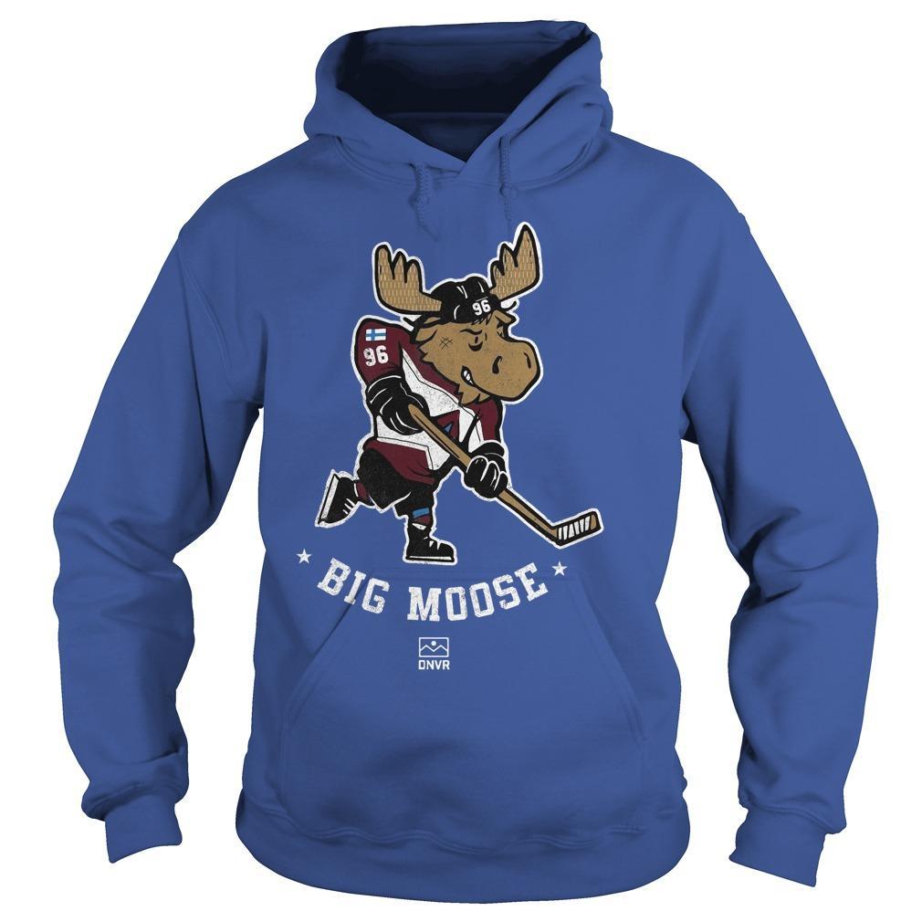 Mikko The Big Moose Hoodie