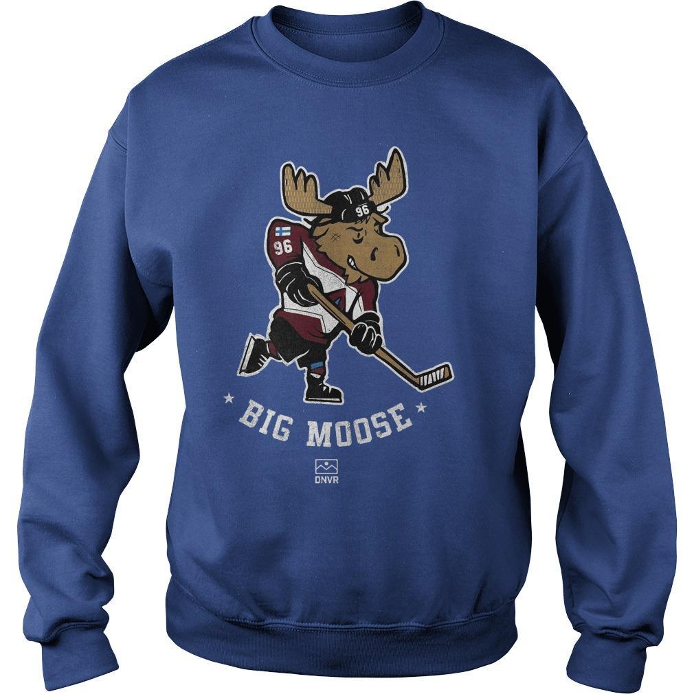 Mikko The Big Moose Sweater