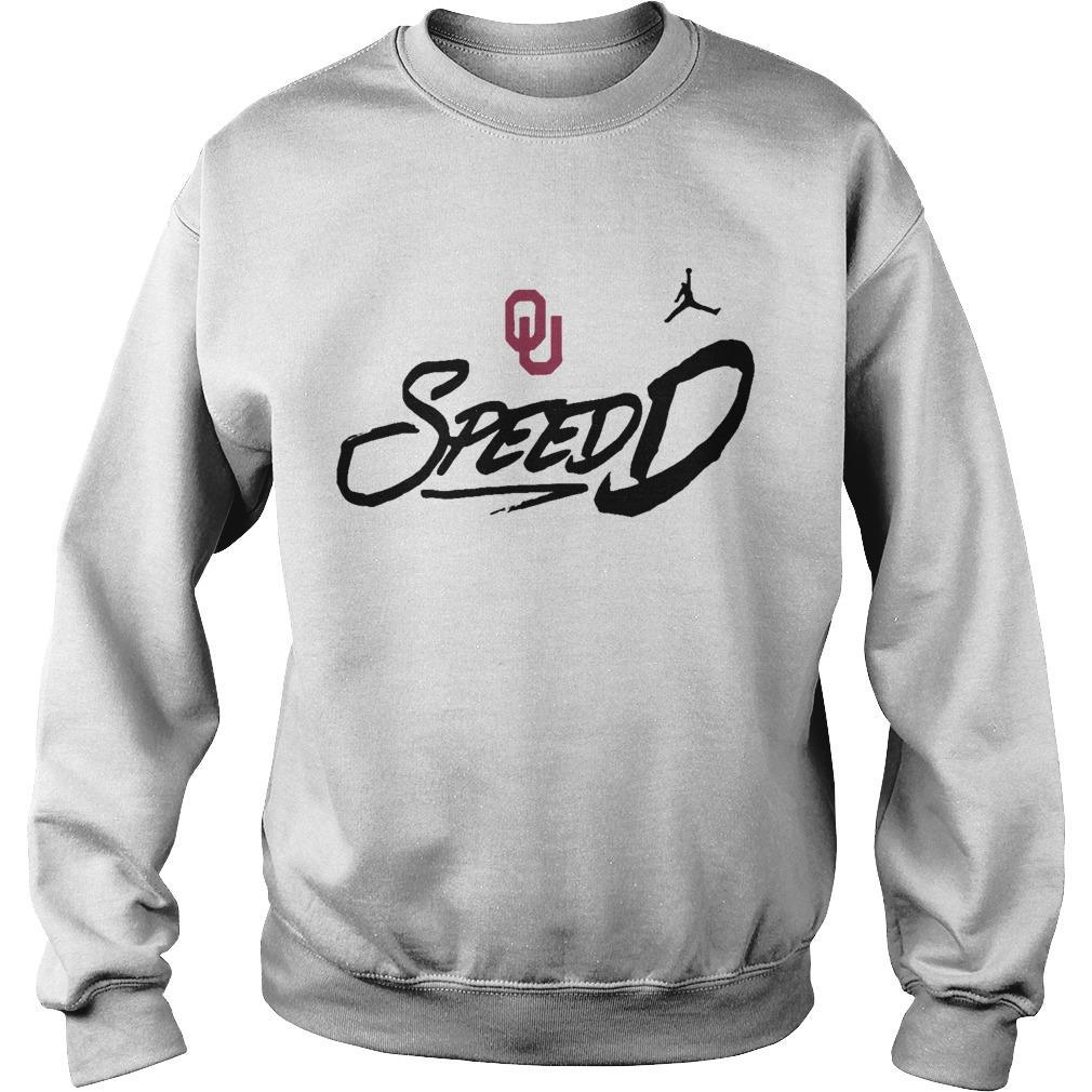 Roy Manning Speed D Sweater