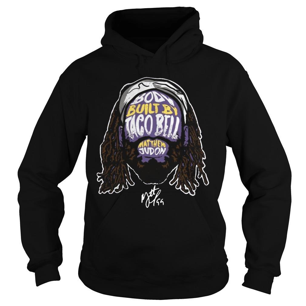 Body Built By Taco Bell Matthew Judon Hoodie