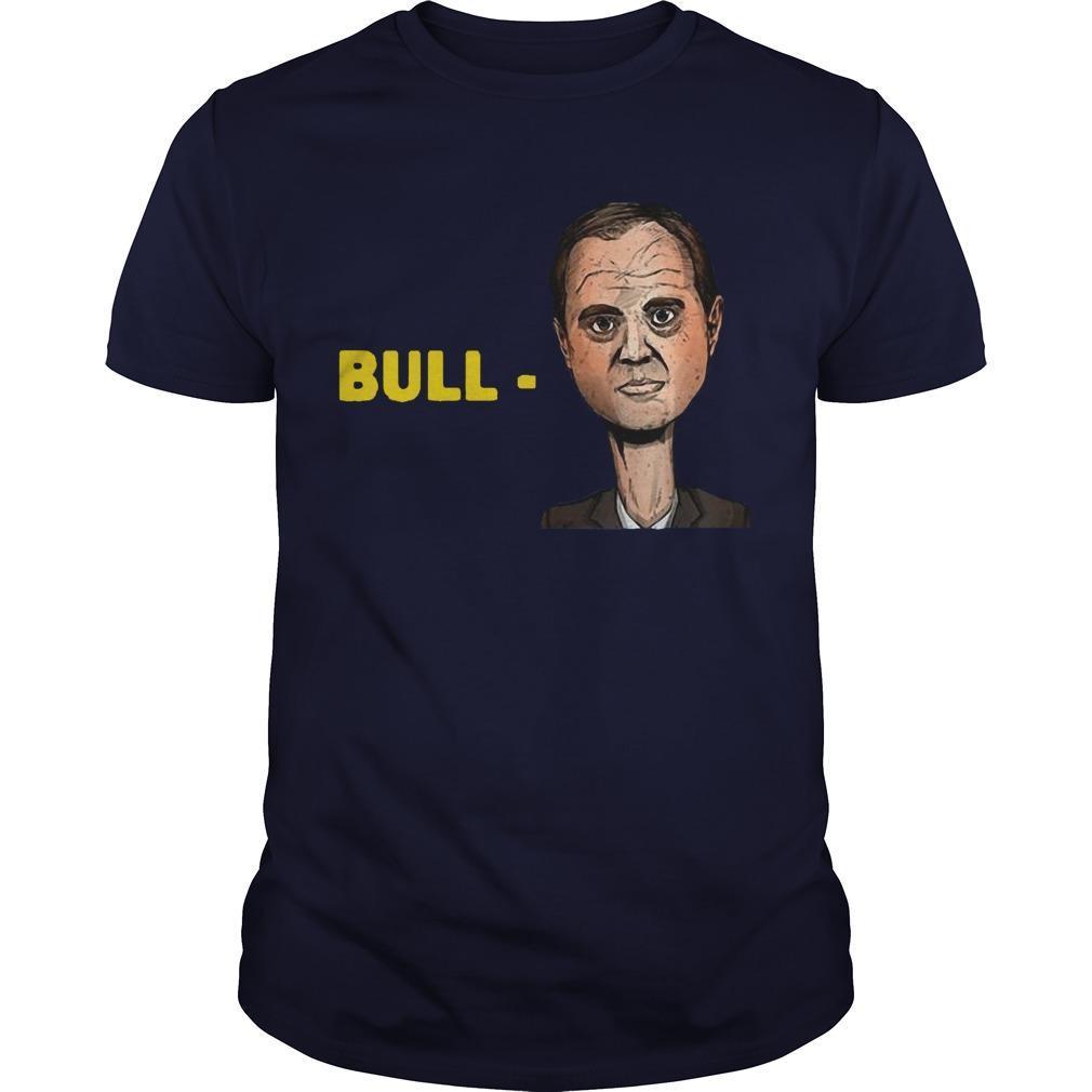 Bull Schiff T Shirt