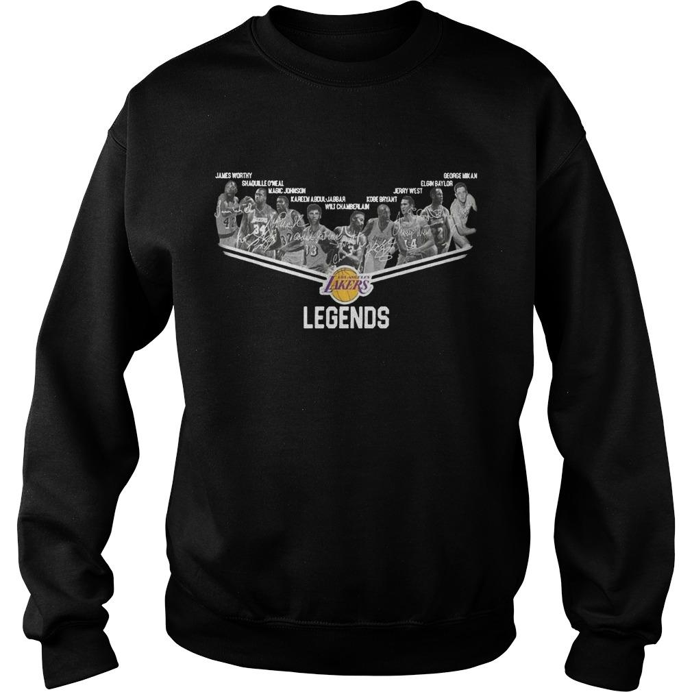 Los Angeles Lakers Legends Sweater