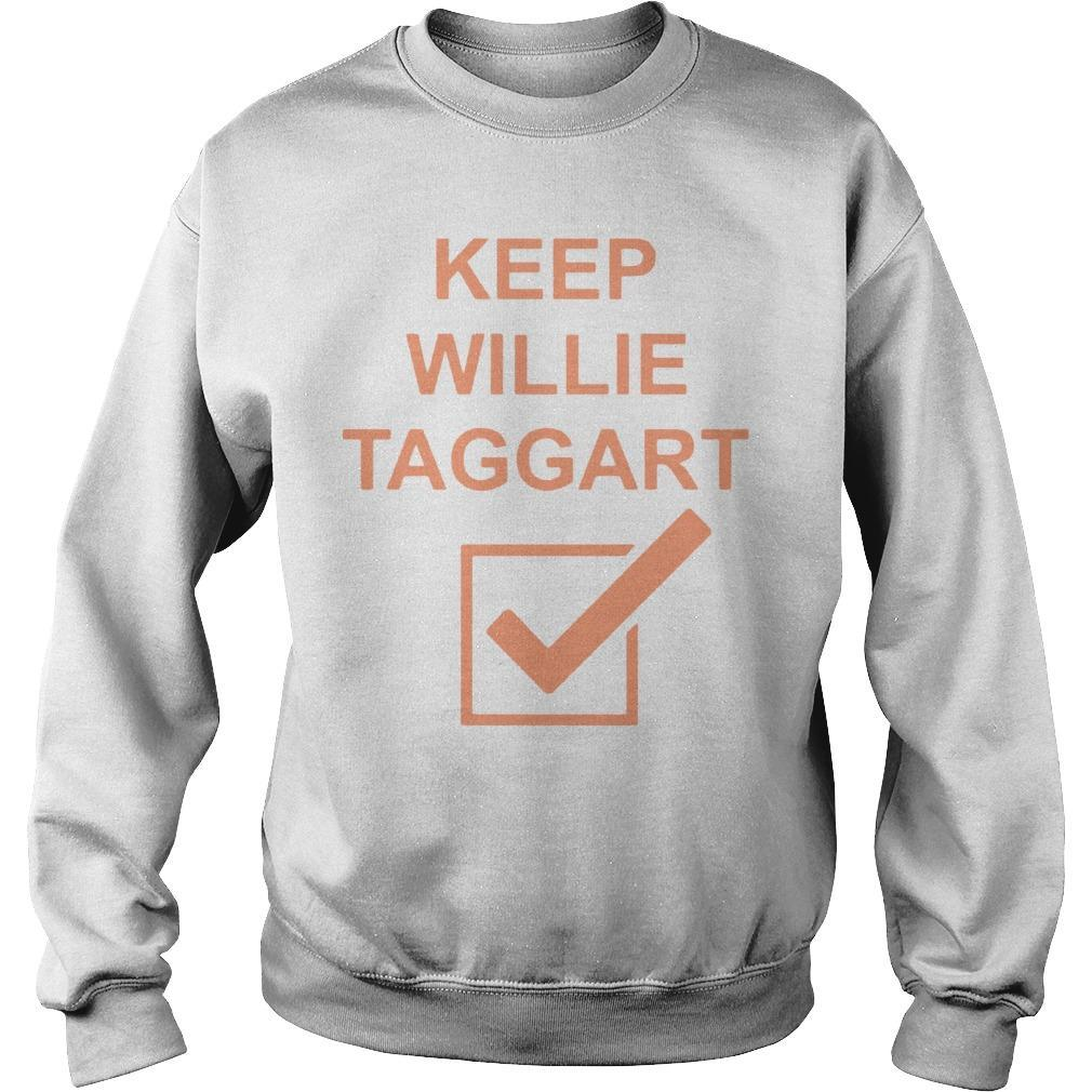 Miami Hurricanes Keep Willie Taggart Sweater
