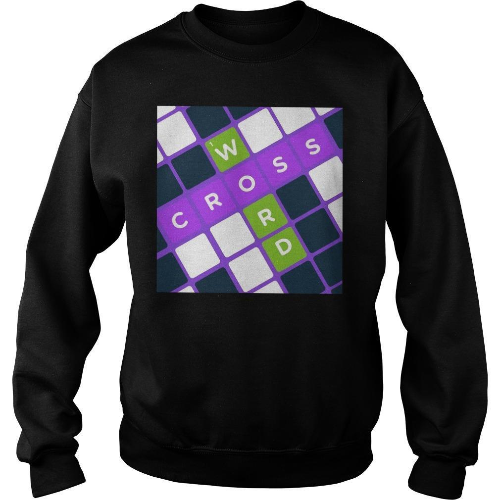 Polo Brand Crossword Sweater