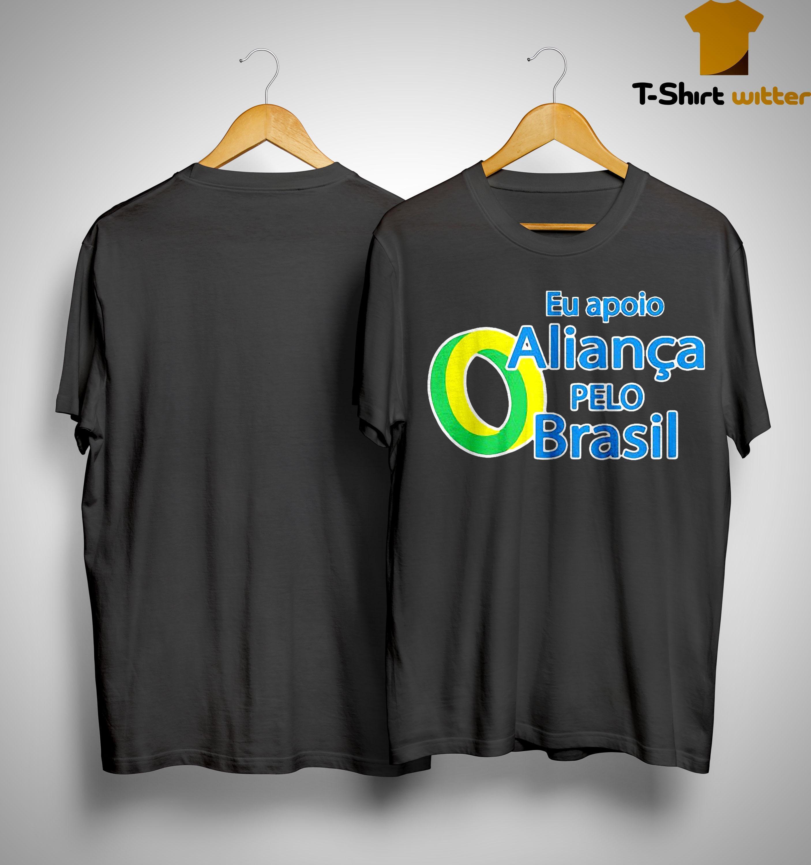 Eu Apollo Alianca Pelo Brasil Shirt