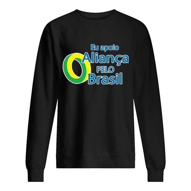 Eu Apollo Alianca Pelo Brasil Sweater