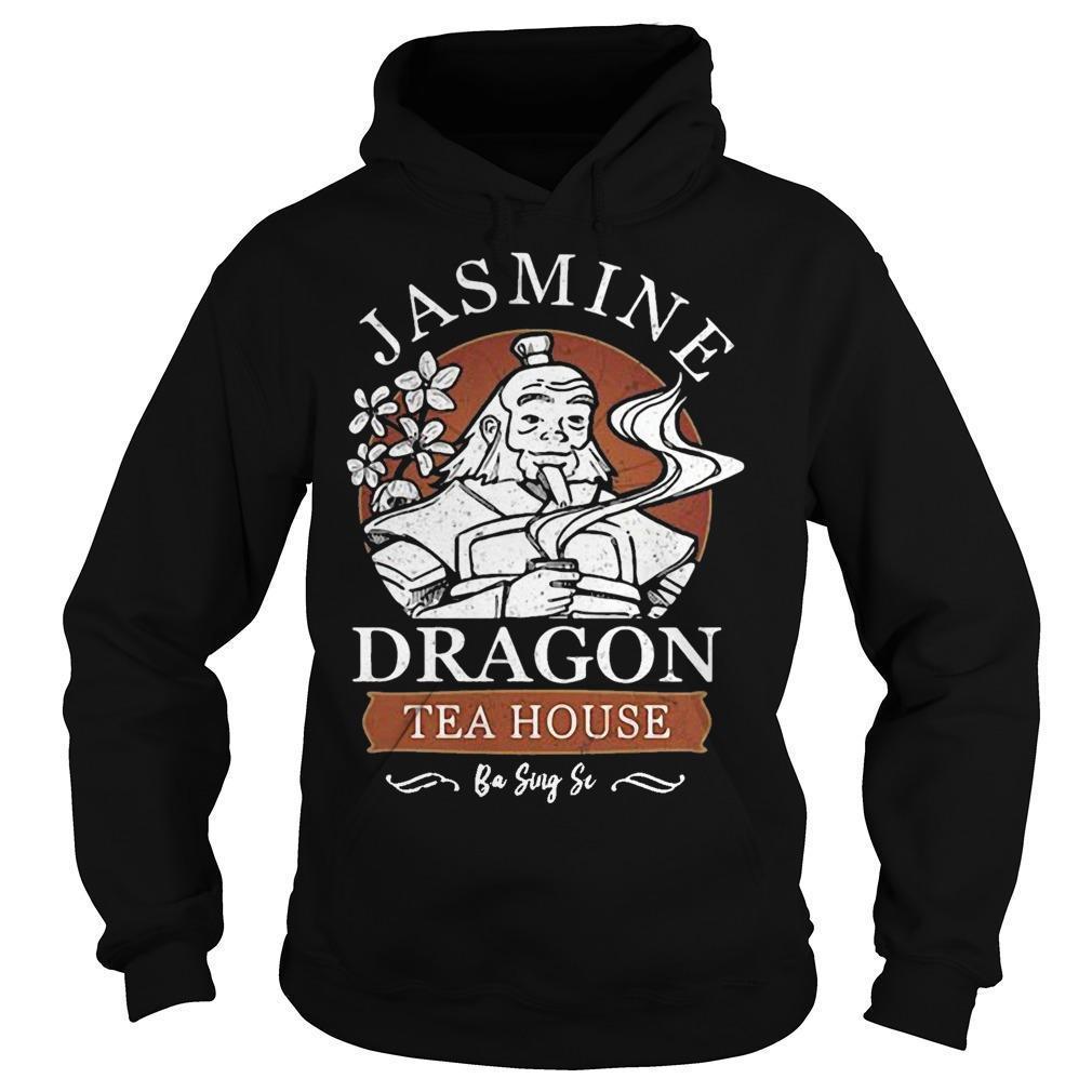 Jasmine Dragon Tea House Hoodie