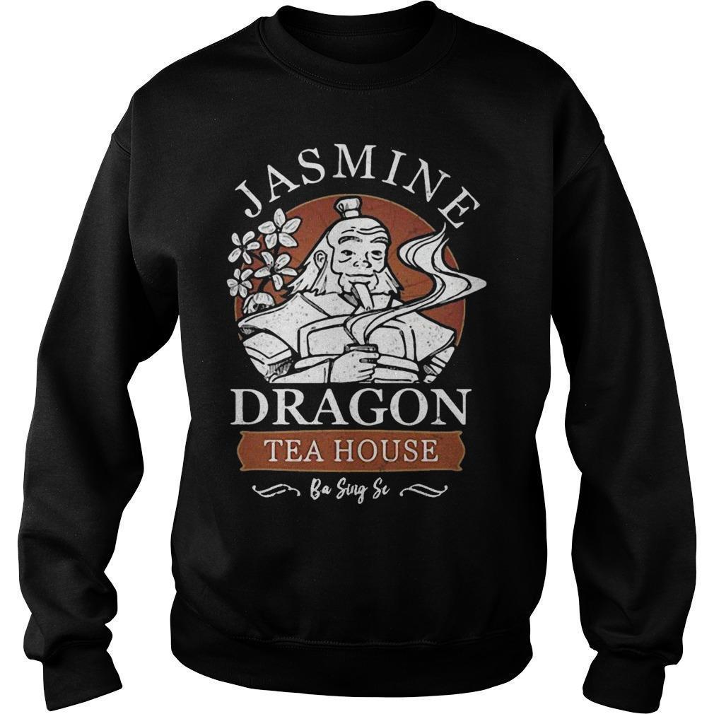 Jasmine Dragon Tea House Sweater