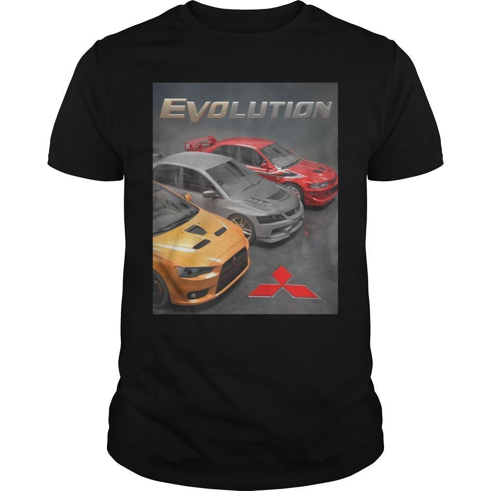 Mitsubishi Evolution Shirt