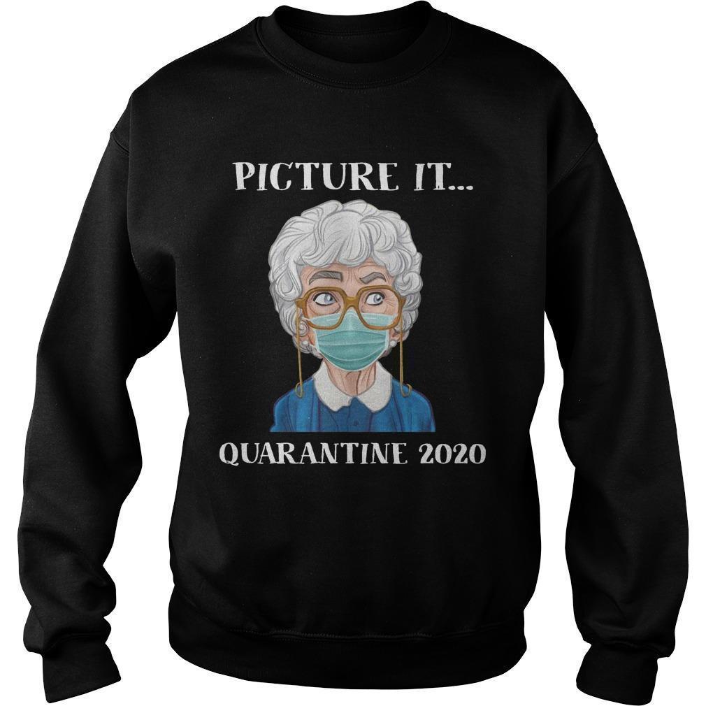 Picture It Quarantine 2020 Sweater