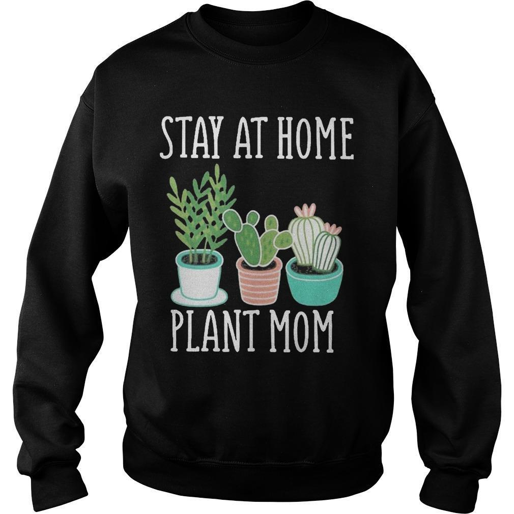 Stay At Home Plant Mom Sweater