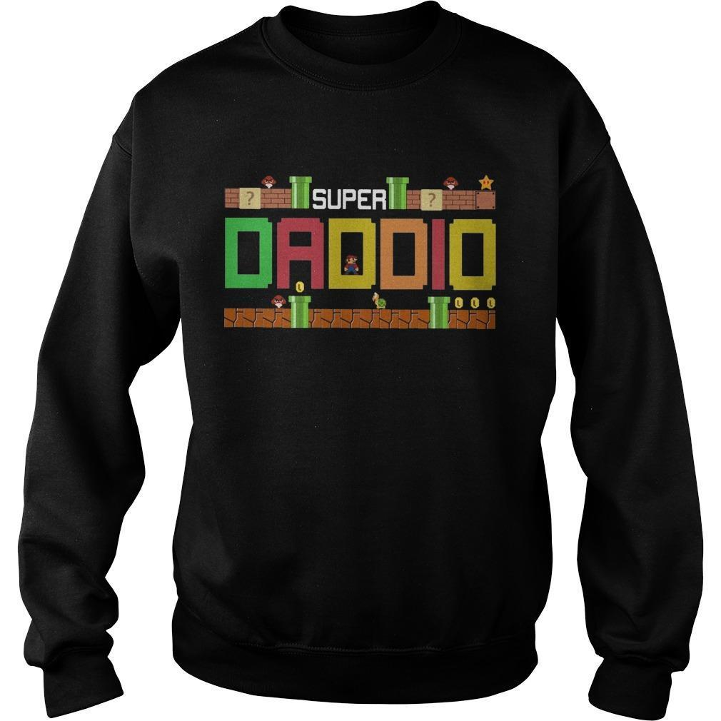 Super Daddio Sweater