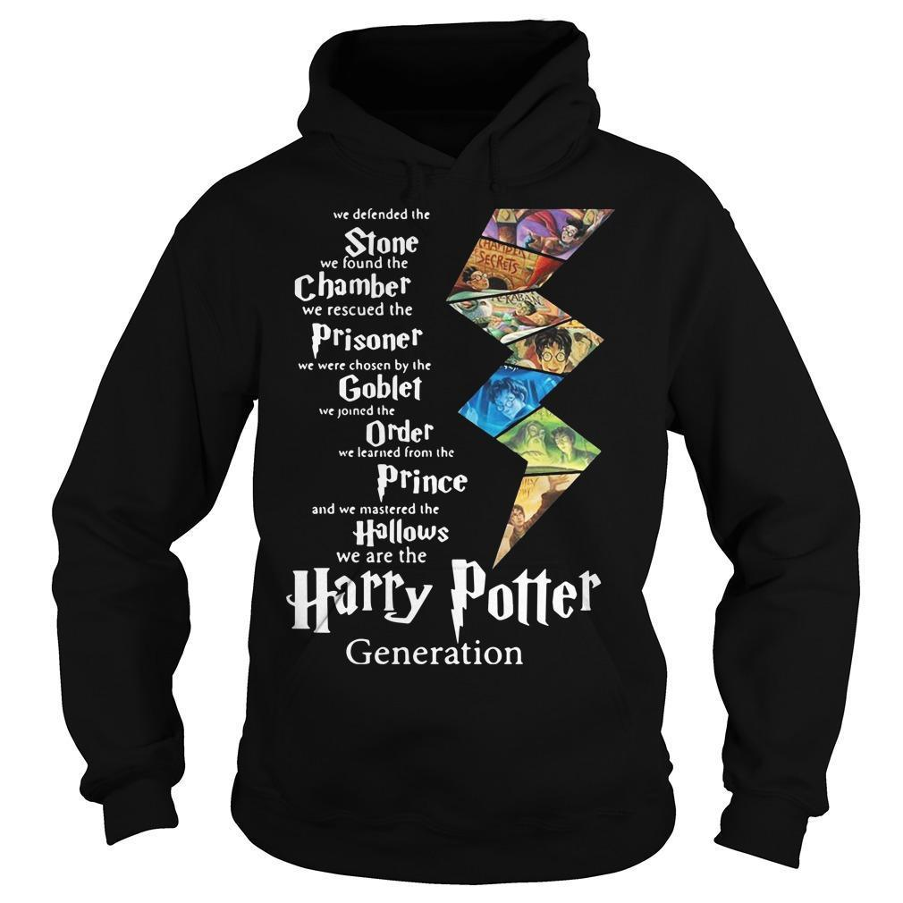 We Defended The Stone We Found The Chamber We Rescued The Prisoner Hoodie