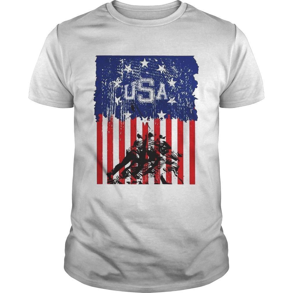 Walmart Iwo Jima Shirt