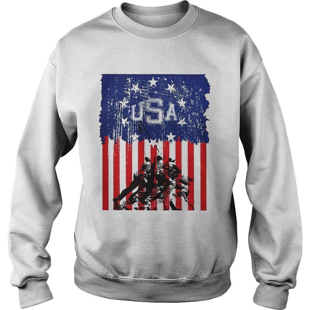 Walmart Iwo Jima Sweater