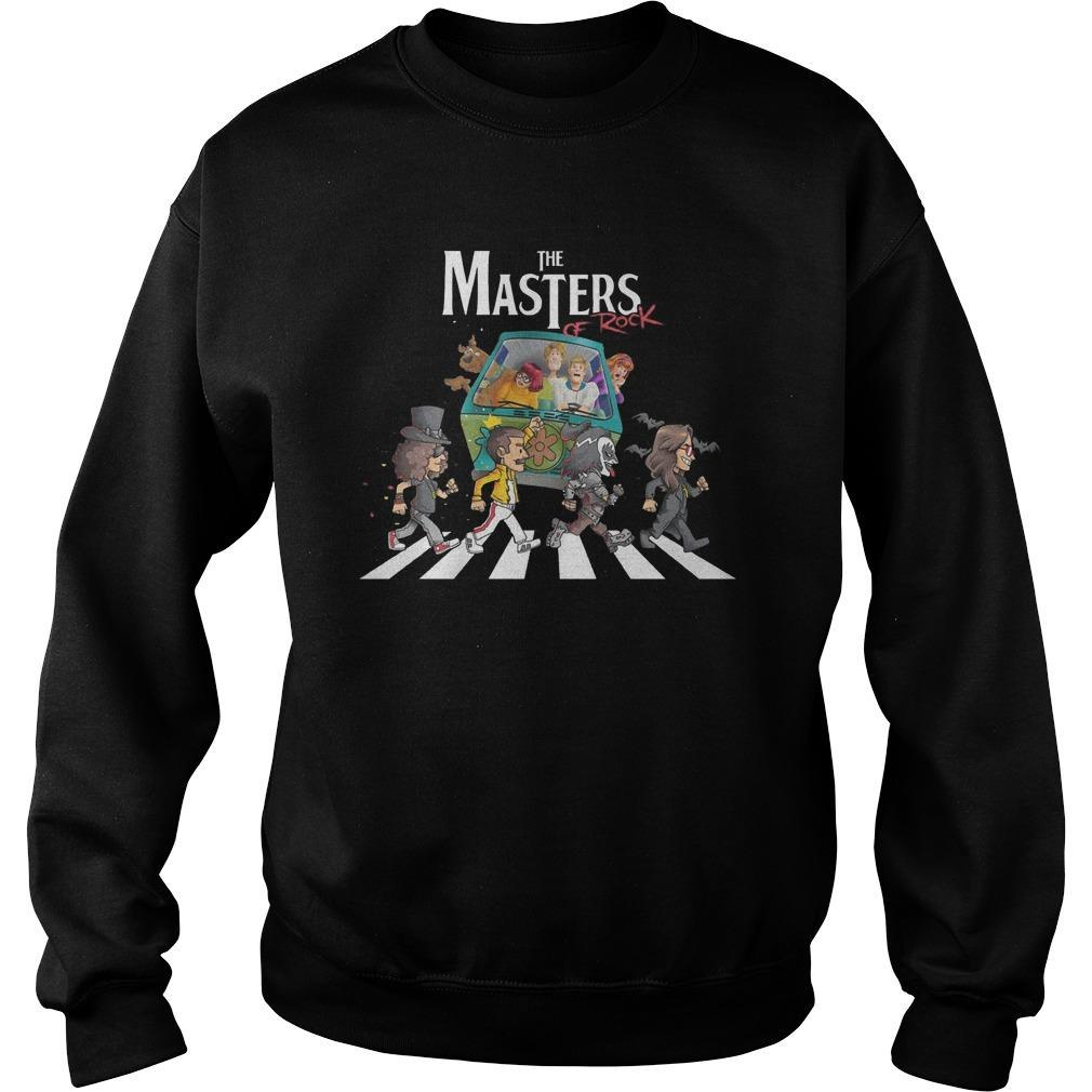 The Masters Of Rock Abbey Road Walking Sweater