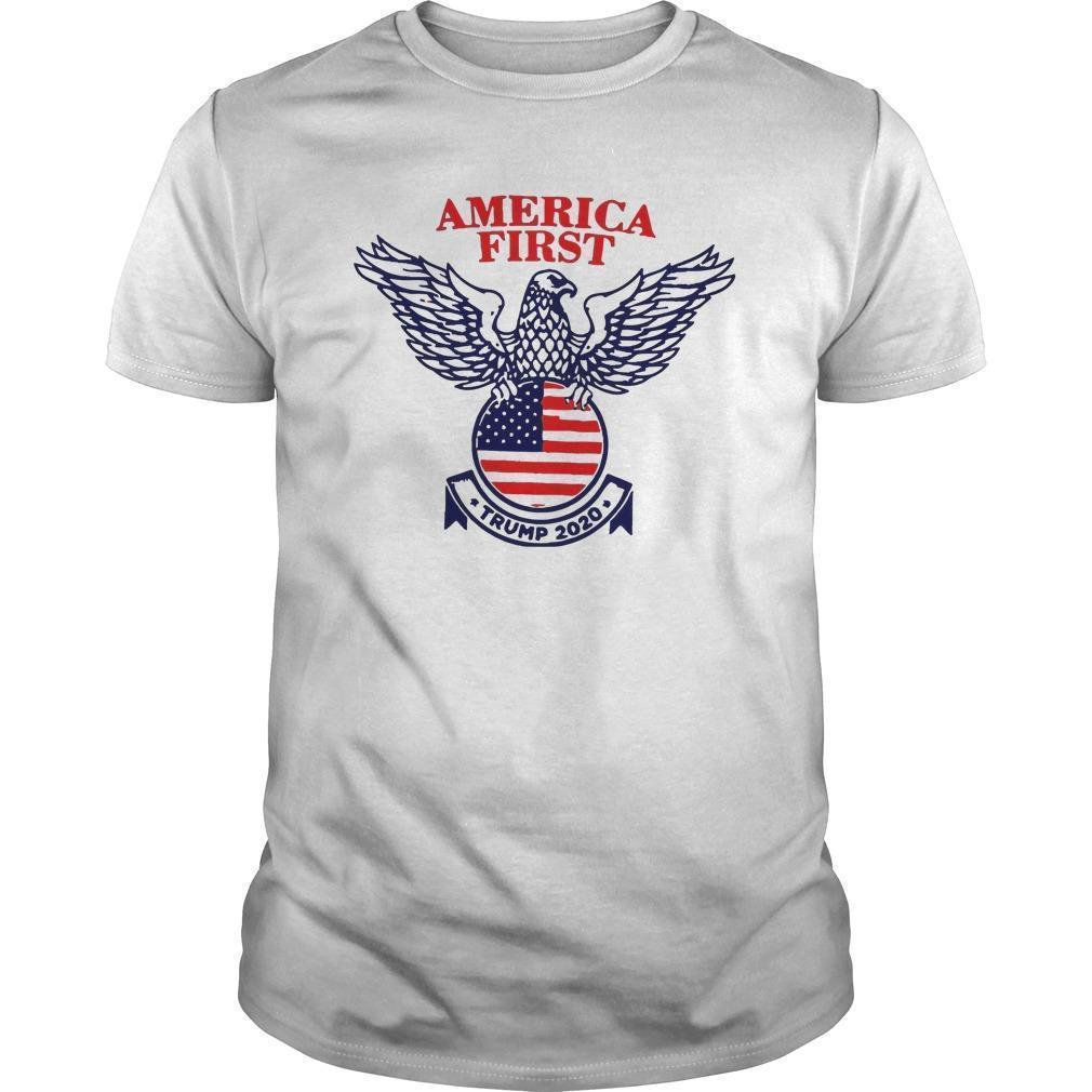 Trump Campaign America First Shirt