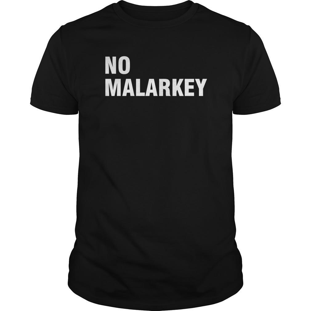 Biden Granddaughter No Malarkey T Shirt