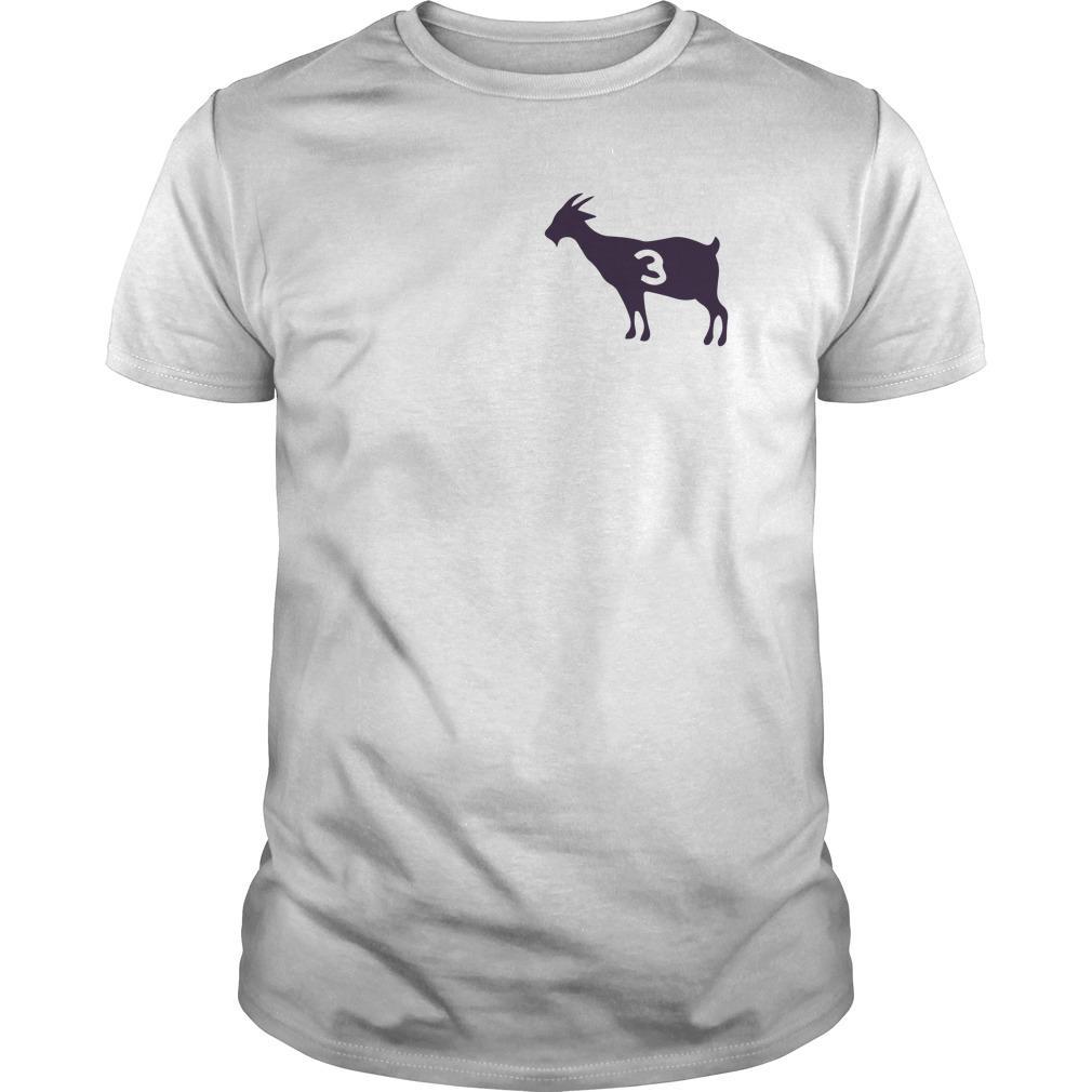 Damian Lillard Diana Taurasi Goat 3 Shirt