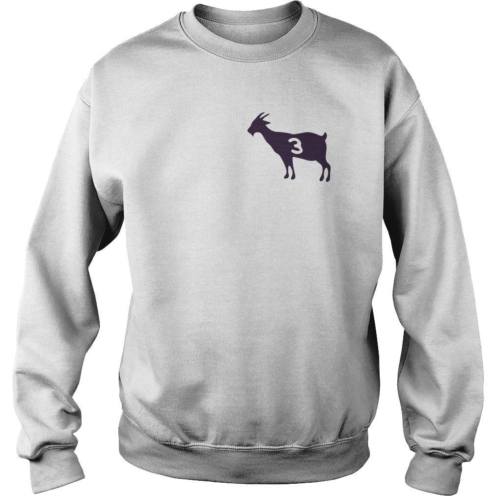 Damian Lillard Diana Taurasi Goat 3 Sweater