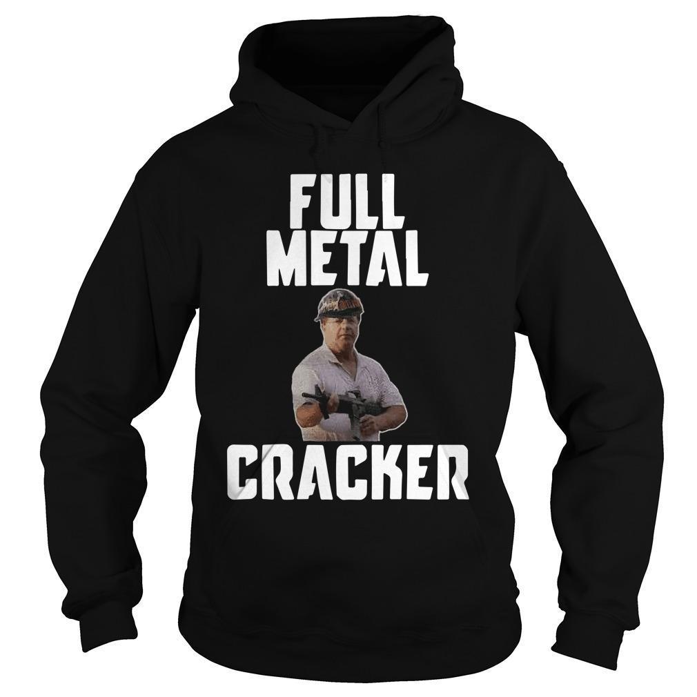 Full Metal Cracker Hoodie