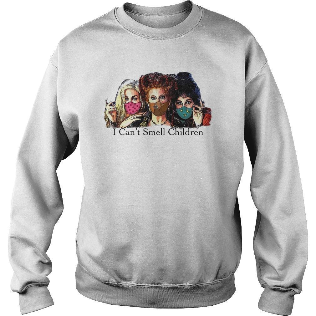 Hocus Pocus I Can't Smell Children Sweater